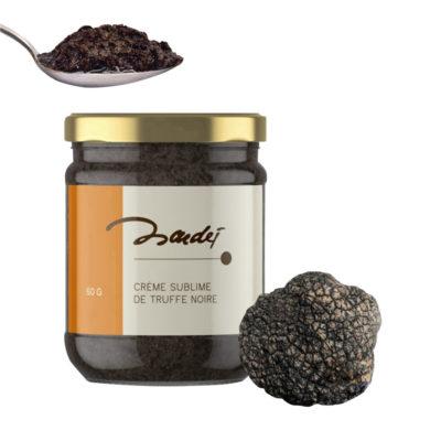 Crème Sublime de Truffe Noire