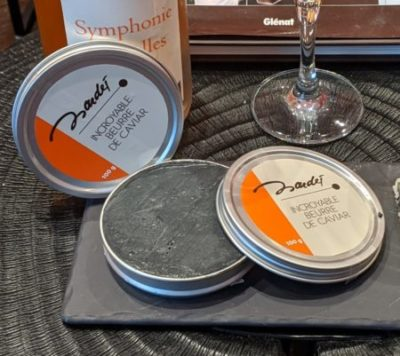 Incroyable Beurre de Caviar