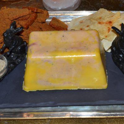Mon merveilleux foie gras en terrine